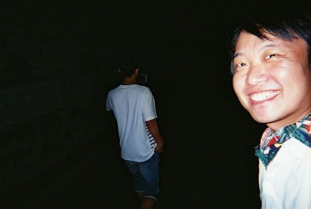 20200809 kotsukotsu tunnel picture003
