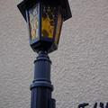 写真: 常夜燈