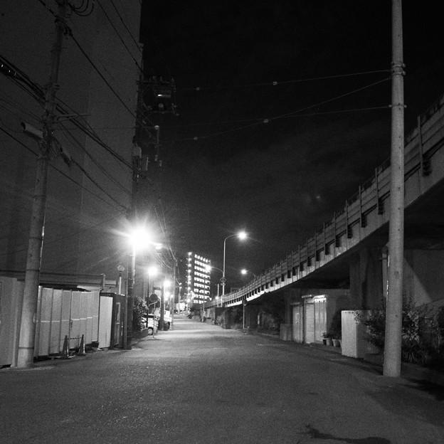 Photos: 脇道