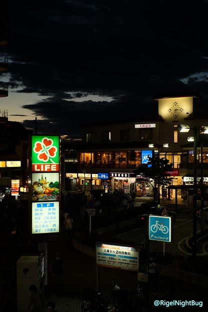 向ヶ丘遊園駅南口