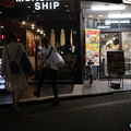 Photos: カラオケ店の前