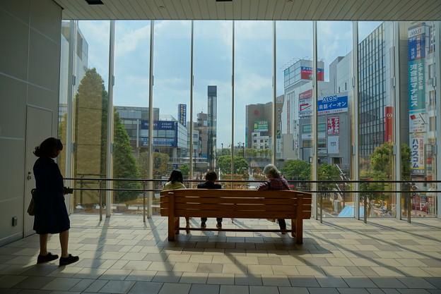 Photos: その後、所沢駅へ