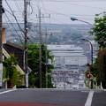 丘の上の街