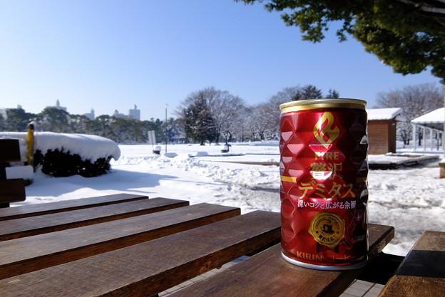 雪見の一杯