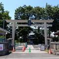 写真: 阿豆佐味天神社(あずさみてんじんしゃ)
