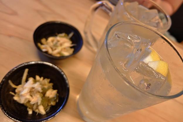 4種のレモンサワー