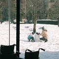 make a snow man