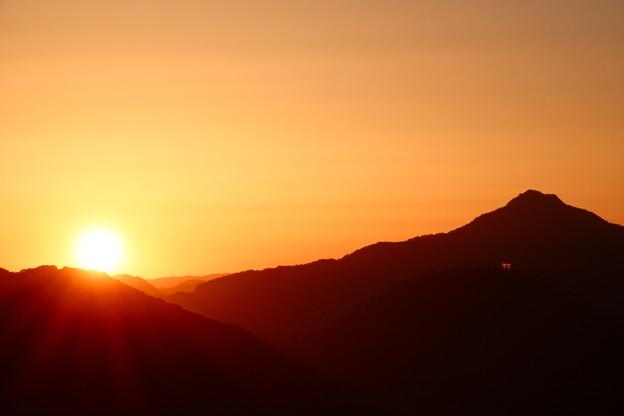 飯の山展望台
