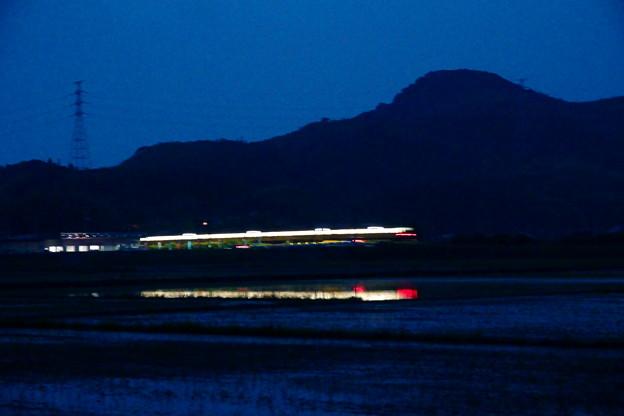 山陽本線 下り電車