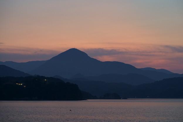 Photos: 嵩山 暮色
