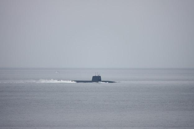 おやしお型潜水艦