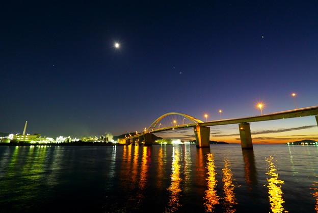 Photos: 月の夜