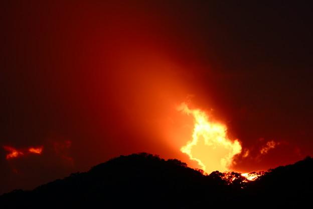地獄の業火