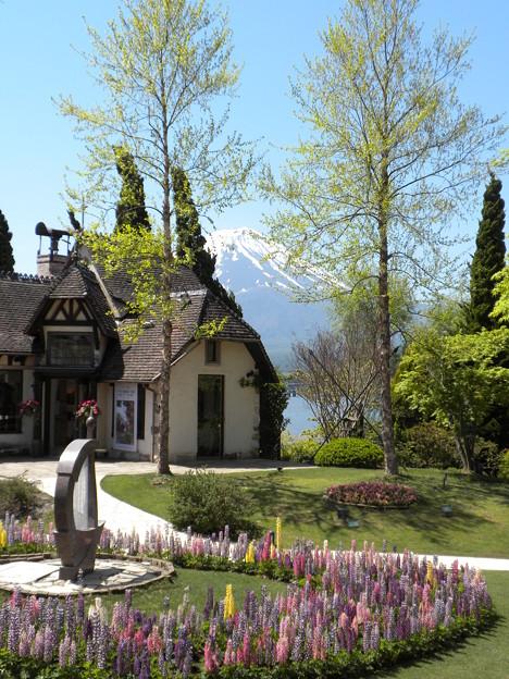 河口湖 オルゴールの森美術館