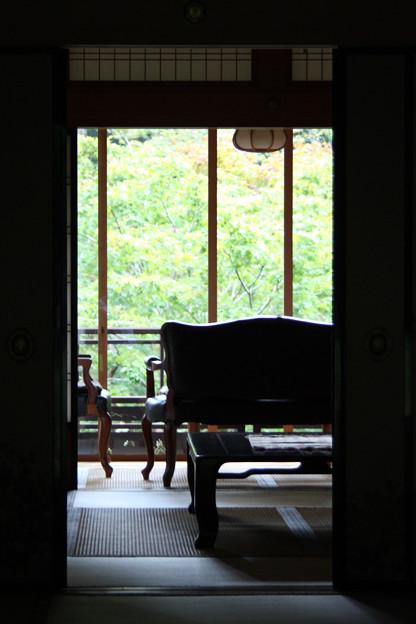 京都大原にて