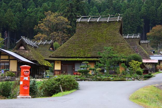 古民家(京都 美山村)