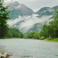 Photos: 上高地 焼岳を望む