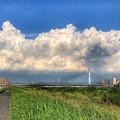 Photos: 7月25日(木)の空 (本当にスルーして下さい)