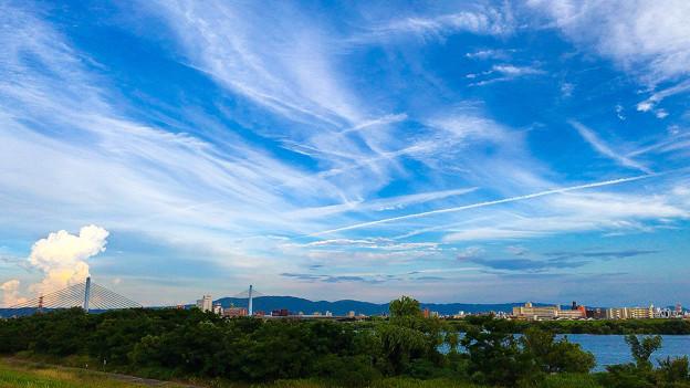 Photos: 8月9日の空