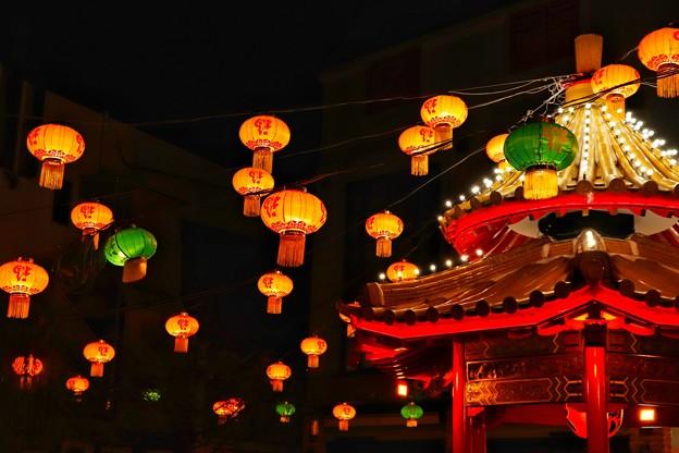 南京町広場