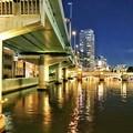 Photos: 夜の高速道路