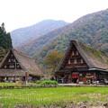 Photos: 相倉合掌造り集落