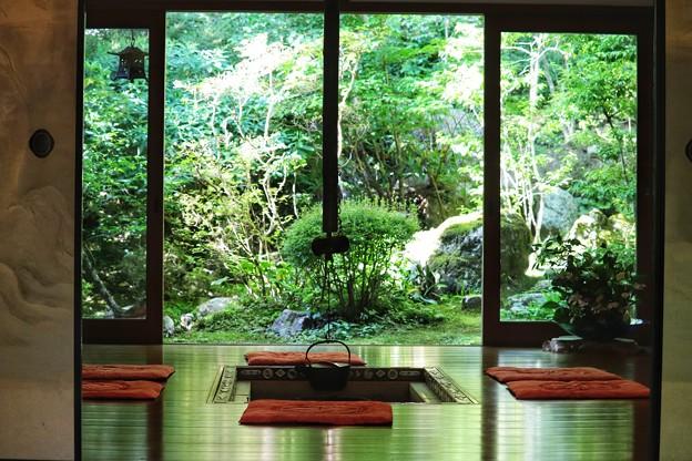 京都大原 宝泉院(2)