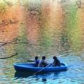 Photos: 舟遊び