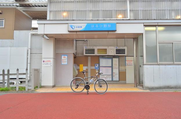 CSC_7985 はるひ野駅