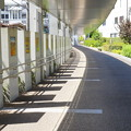 Photos: DSC01748 病院外通路にて
