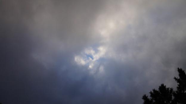 空模様…2