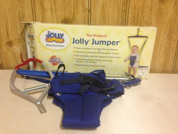 6. Jolly jumper