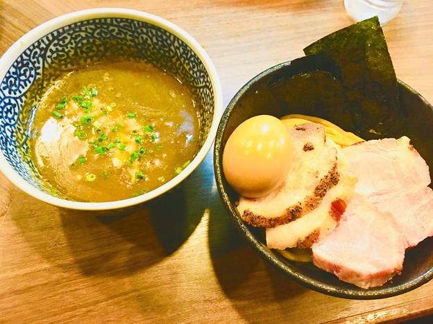 蒲田/煮干しつけ麺 宮元/特製つけ麺