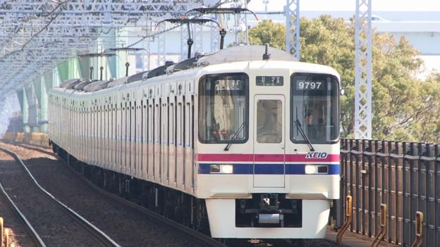 京王9000_東大島