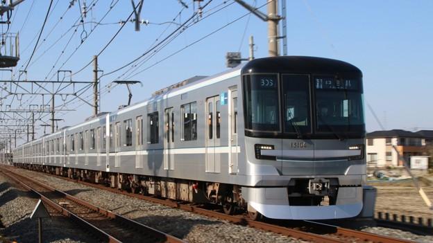 東京メトロ日比谷線13000系_姫宮
