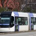 富山地鉄TLR0607POTRAM