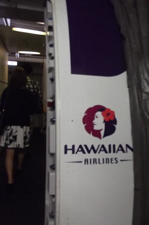ハワイアン航空0619