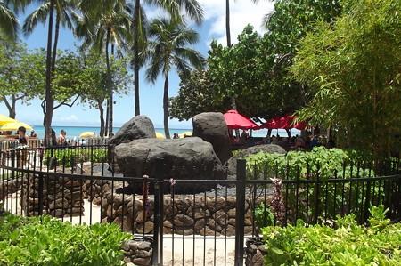 ハワイ・ワイキキの魔法石0623