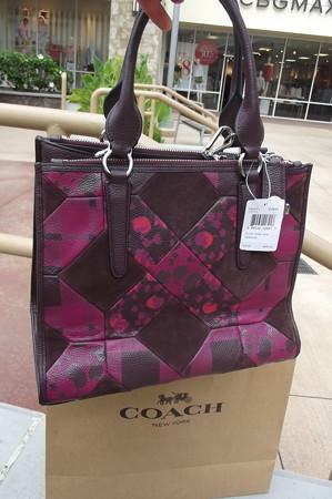ハワイ・コーチのバッグ0623