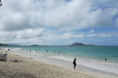 ハワイ・カイルア0624