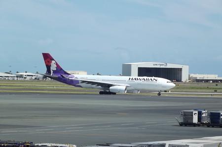 ハワイアン航空0701