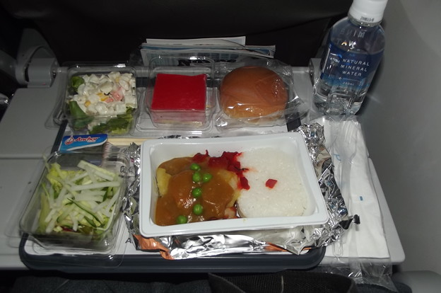 写真: アメリカン航空0923
