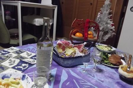 クリスマスディナー1224