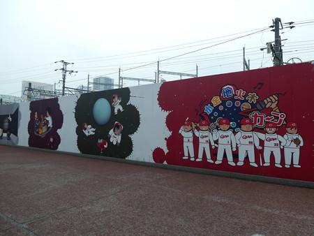 広島・カープロード0827