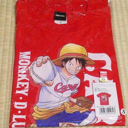 ワンピースコラボTシャツ0905