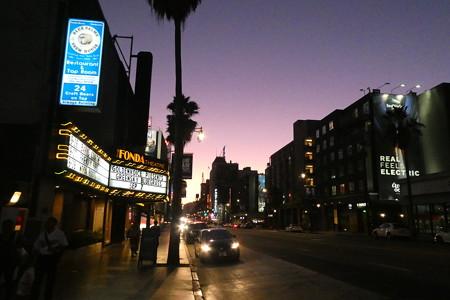 ロサンゼルス・ハリウッド0923