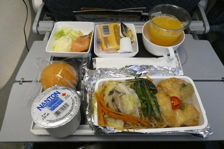 シンガポール航空・機内食1002