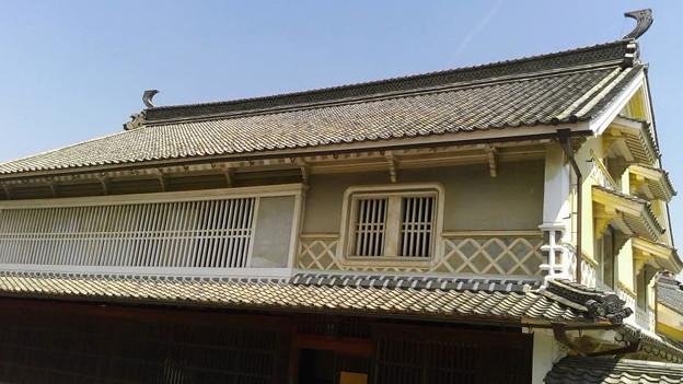 内子町、上芳我家住宅(重要文化財)
