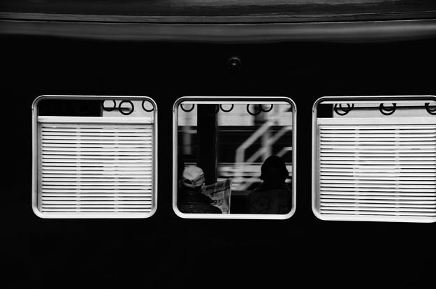 阪急電車の日曜日