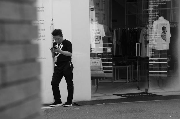 Photos: 日本の街角で